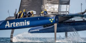 Artemis Racing – Challenger 35th America's Cup